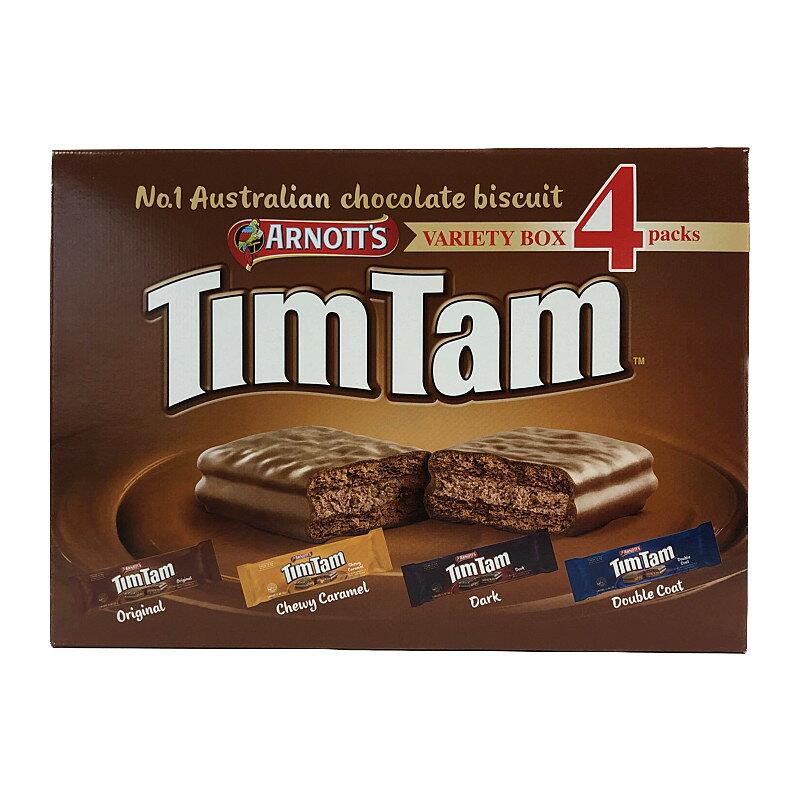 アーノッツ ティムタム バラエティ 4フレーバー ARNOTT'S Timtam Collection